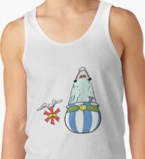 Asterisk & Obelisk Tank Top