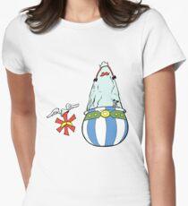 Asterisk & Obelisk Women's Fitted T-Shirt