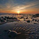 Llantwit Major Beach by Steve  Liptrot