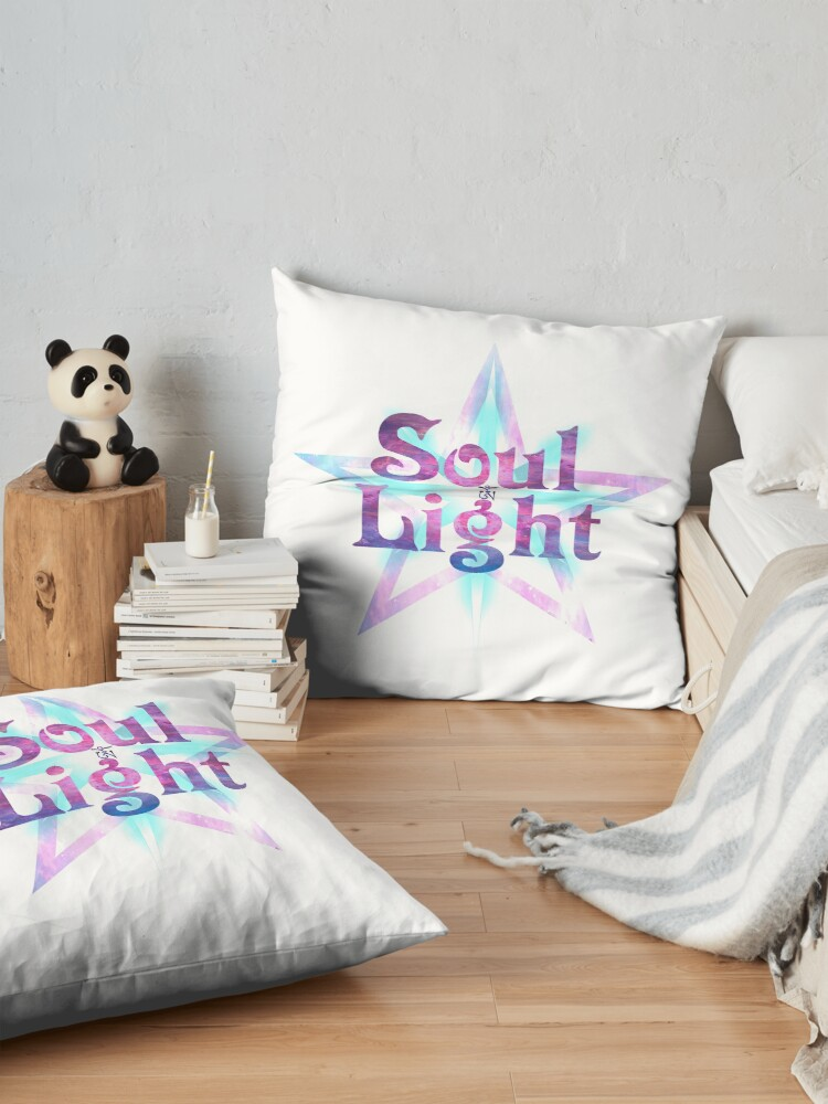 Alternate view of Soul Light Floor Pillow