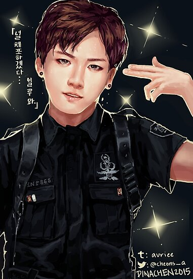 OFFICER JUNGKOOK by auriee
