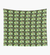 On the Edge Glasswing - Greta oto Wall Tapestry