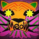 Tiger Ecstasy by Katie Gottschalk
