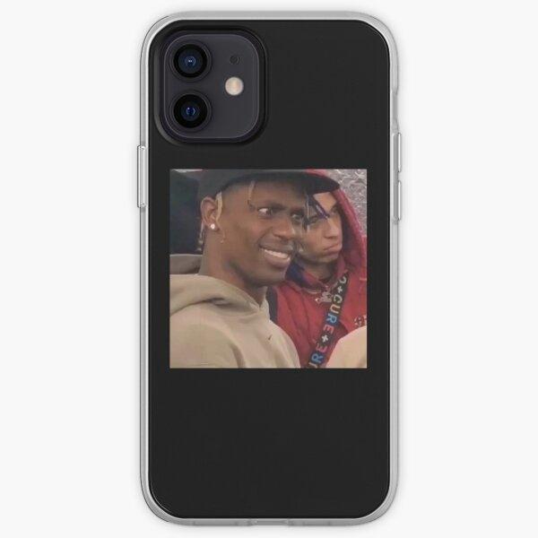 Travis activada Funda blanda para iPhone