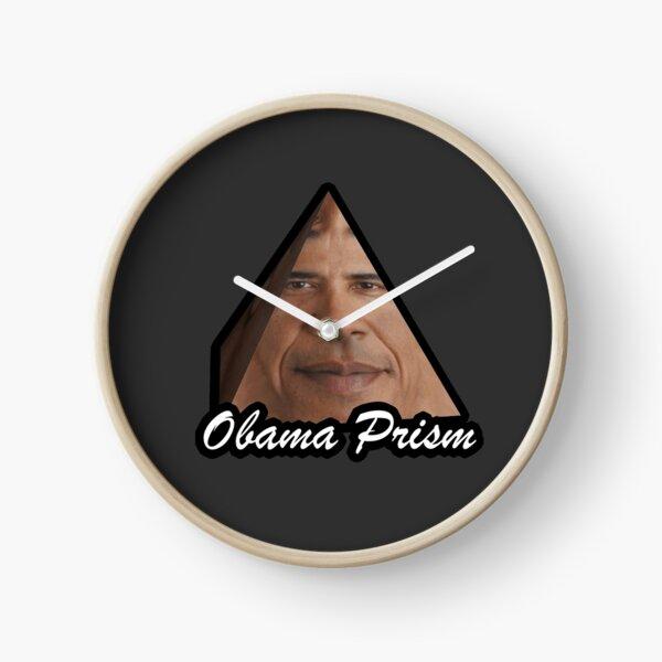 OBAMA PRISM Clock