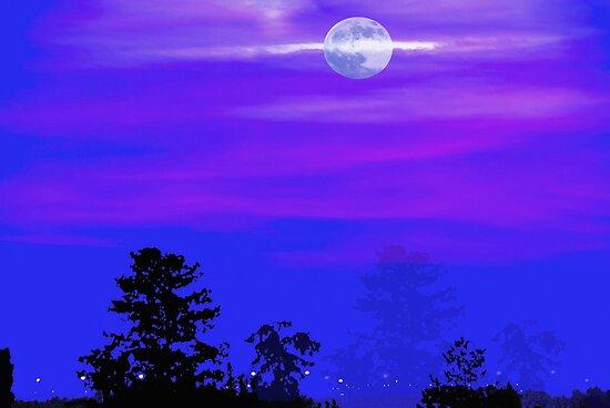 Midnight Hues by Neophytos