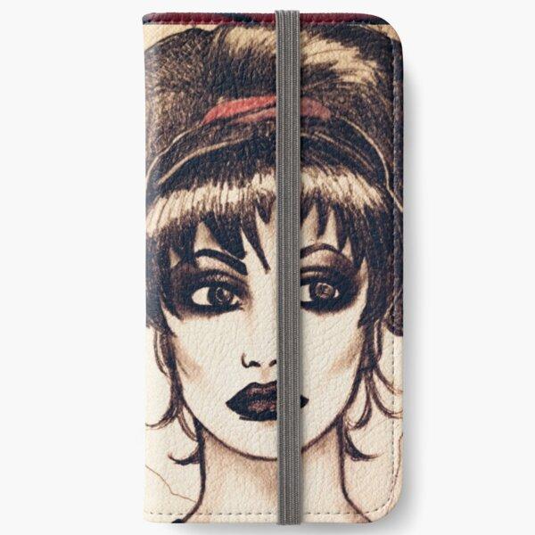 Lydia Deetz iPhone Wallet
