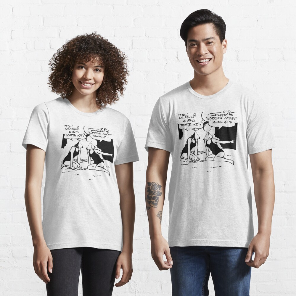 Crying High Beach Party Essential T-Shirt