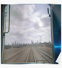 All Aboard the Holga Train  Poster