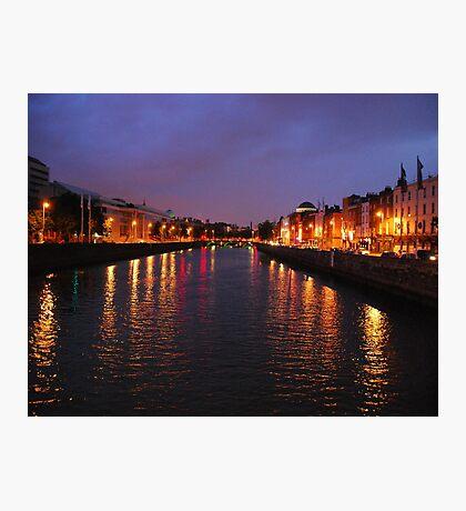 Dublin Nights Photographic Print