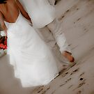 Bride and Groom  - San Pancho by Lynnette Peizer