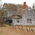 Deserted House by Mary Carol Story