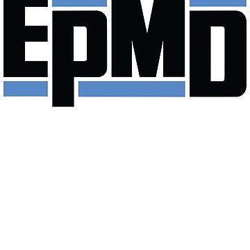 EPMD big logo by philmart
