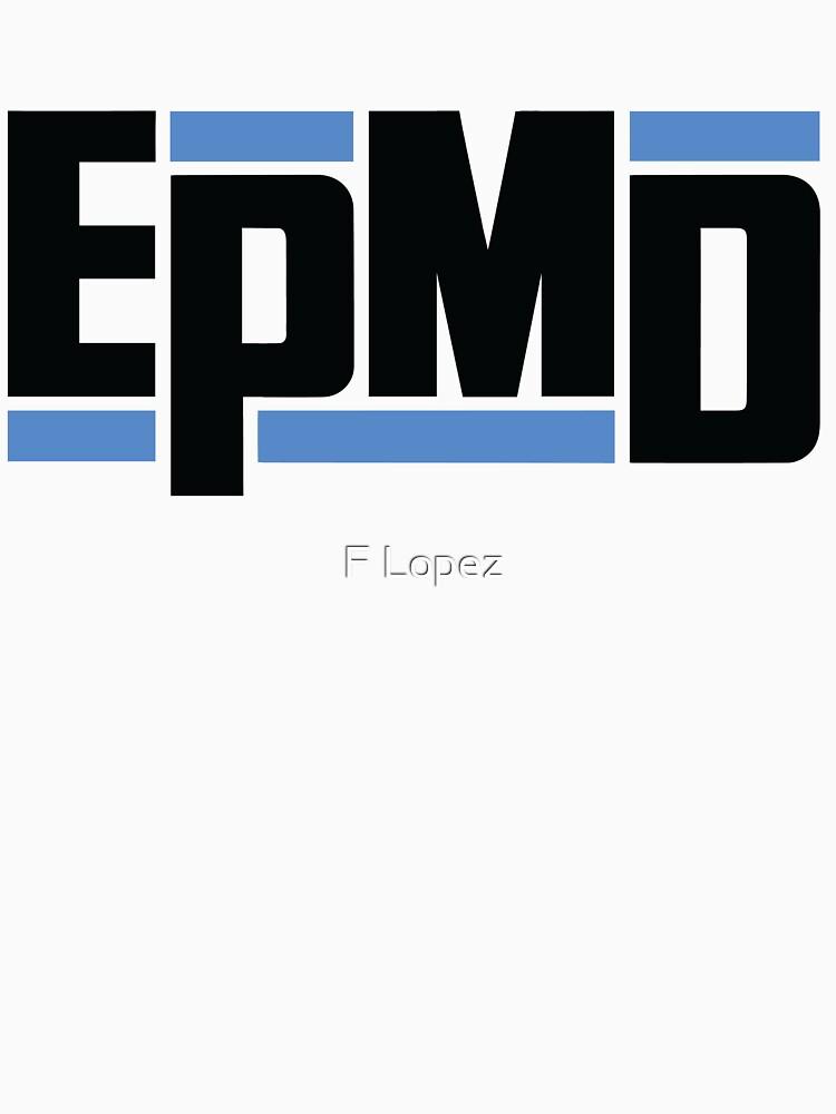 TShirtGifter presents: EPMD big logo | Unisex T-Shirt