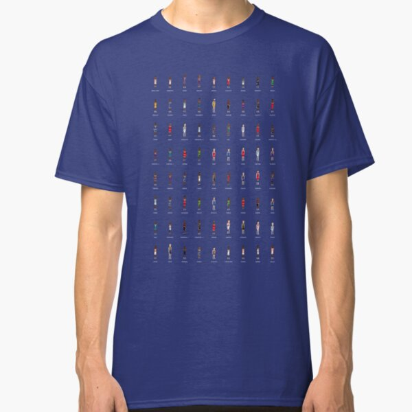 Basketball of the 90s Classic T-Shirt