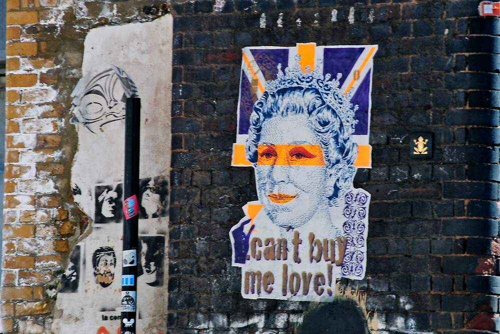 god save the queen by richard  webb