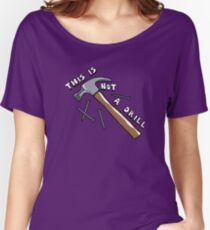 This Is Not A Drill Women's Relaxed Fit T-Shirt