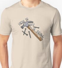This Is Not A Drill Unisex T-Shirt