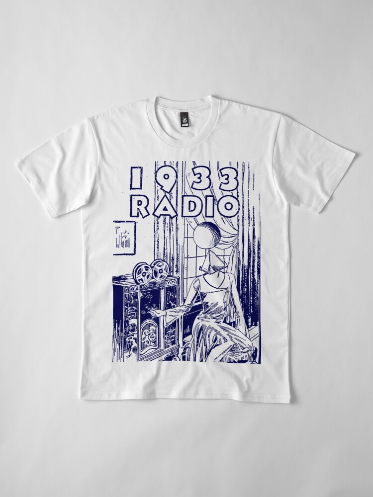 Alternate view of 1933 Radio Flyer Premium T-Shirt