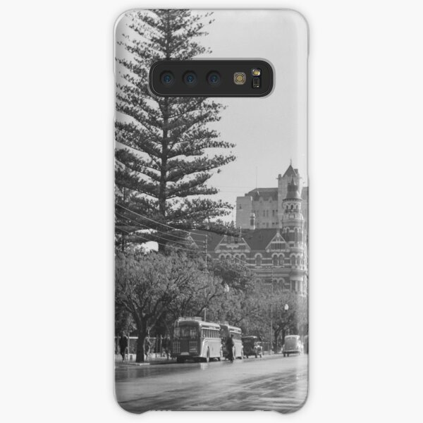 St George's Terrace, Perth, July 1939, State Library of Western Australia Samsung Galaxy Snap Case