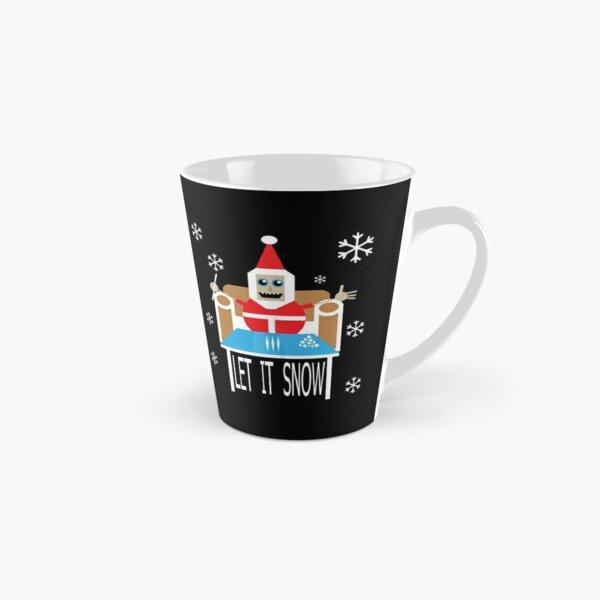 Let It Snow Tall Mug