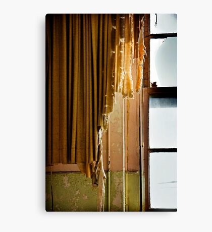 Fragments of the Past Canvas Print