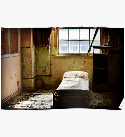 Room at the Baker Hotel Poster