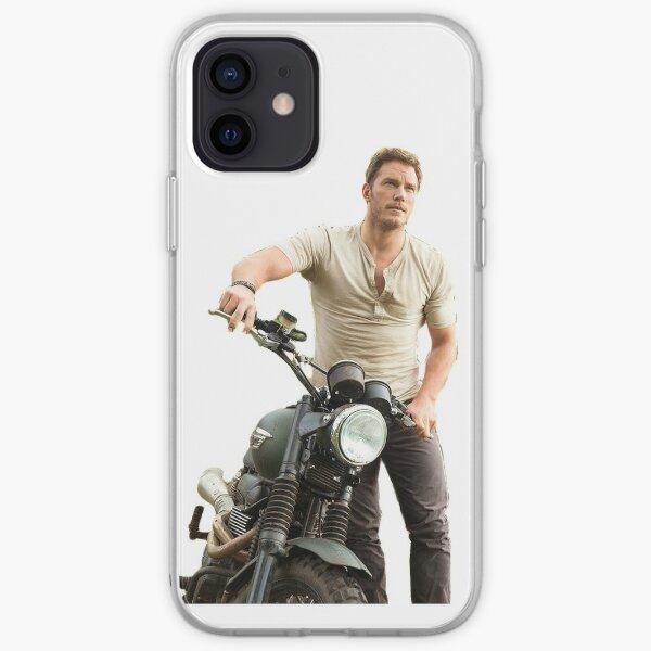 Chris Pratt iPhone Soft Case