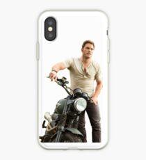 Vinilo o funda para iPhone Chris Pratt