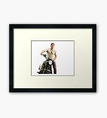 Chris Pratt Framed Print