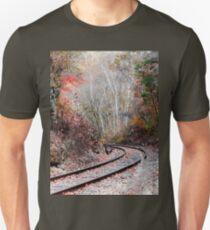 Autumn Tracks T-Shirt