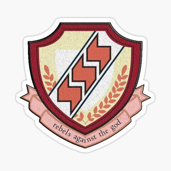 Logotipo de Battlefront: ¡Angel Beats! Pegatina