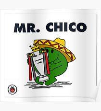 Mr Chico Poster