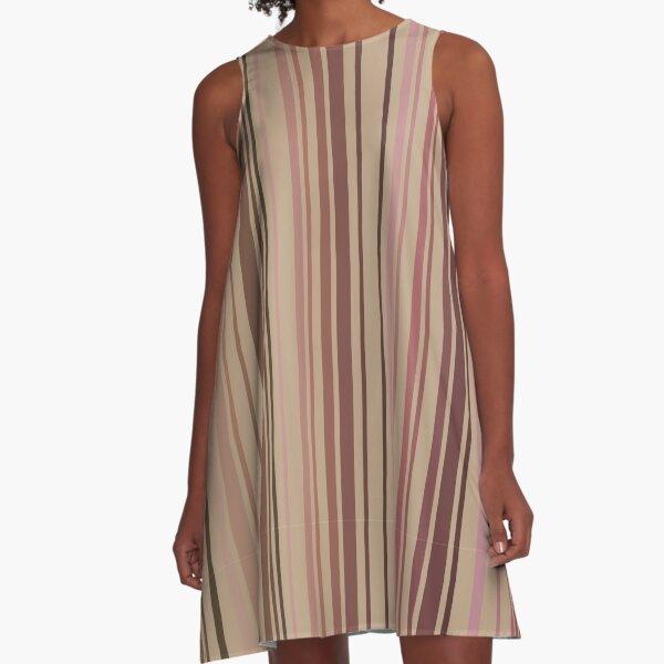 Pasob Masala EAN A-Linien Kleid