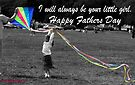 Fathers Day Card by Marcia Rubin