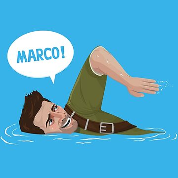 marco polo nathan drake from uncharted unisex t shirt. Black Bedroom Furniture Sets. Home Design Ideas