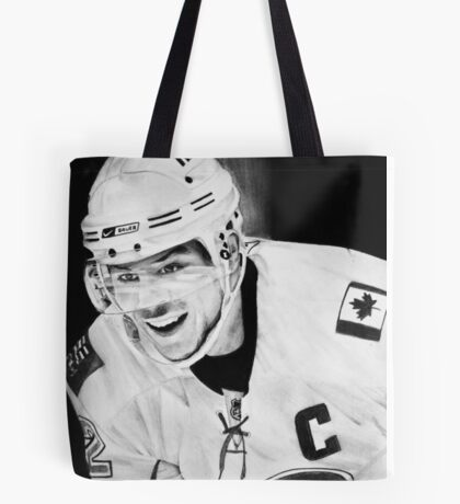 Jarome Iginla Tote Bag