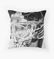 Miikka Kiprusoff Throw Pillow