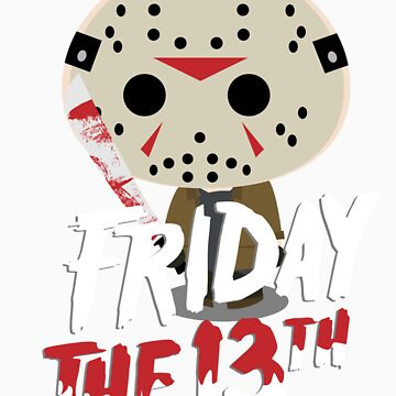 Friday the 13th by therobscott