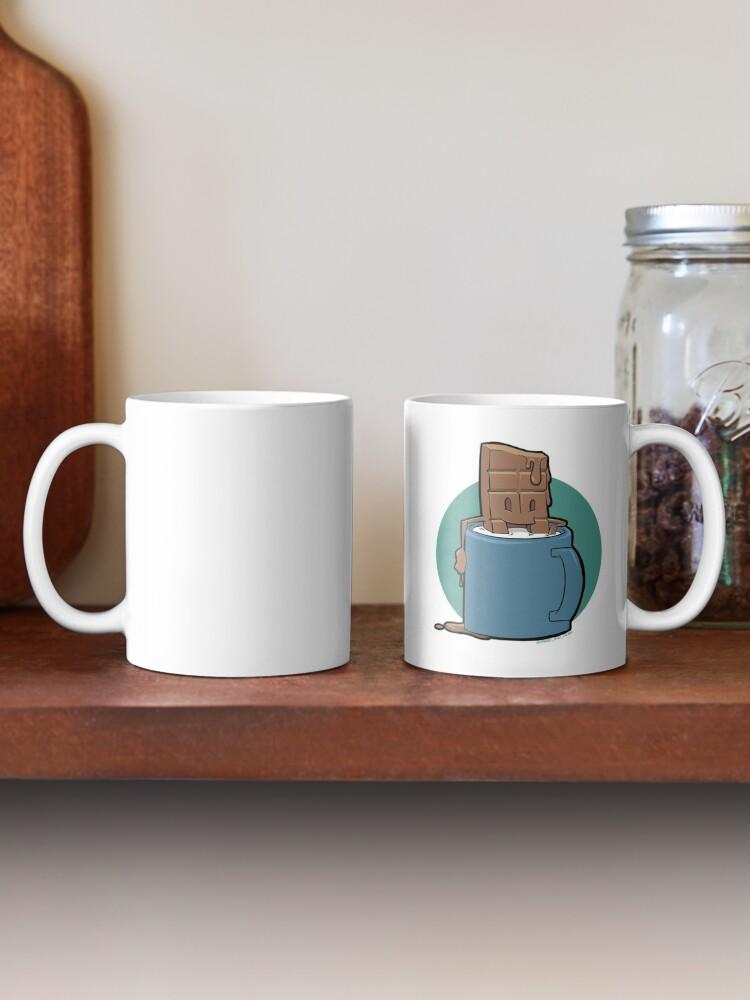 Alternative Ansicht von Heiße Schokolade Tasse