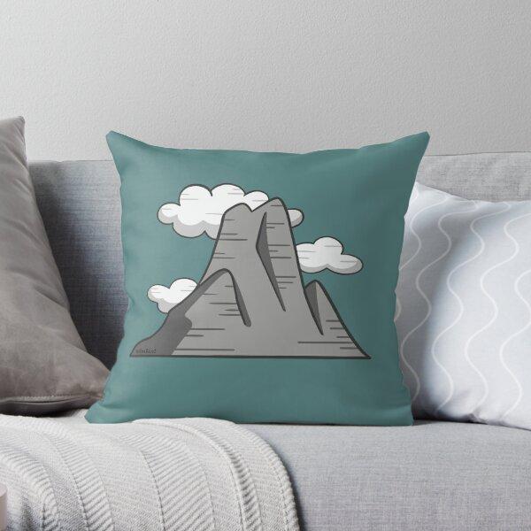 Urriellu Throw Pillow