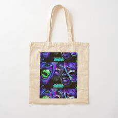 What We Do in the Shadows Say Cheese Cotton Tote Bag