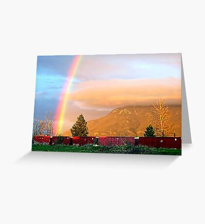 Final Destination Greeting Card