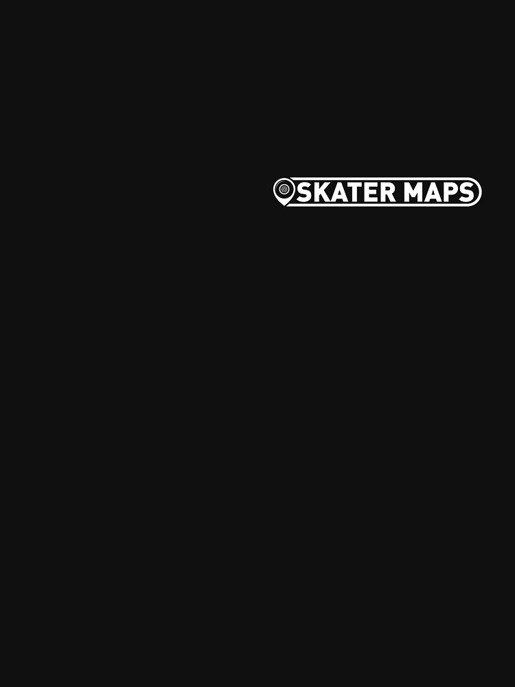 Skater Maps by waldomarketing