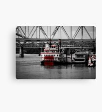 Belle of Cincinnati - SC Canvas Print