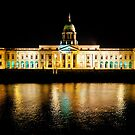 custom house.. by Michelle McMahon