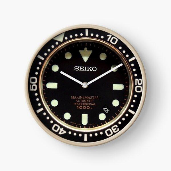 New Seiko Marinemaster Professional Clock
