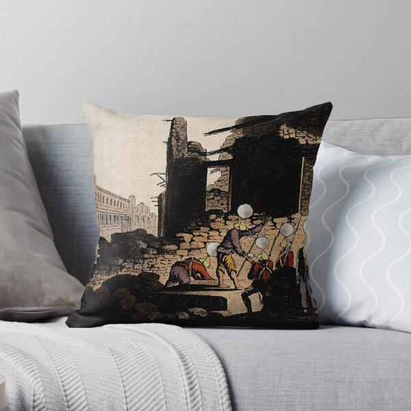 November 32, 2037 Throw Pillow