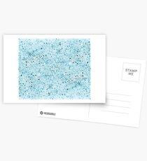 Glitter, Glamour, Gossip Postcards