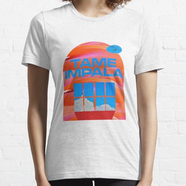 Tame Impala Teen Boys Merch T Shirt Teens Tee Shirts Casual Short Sleeve Crew Neck Clothes T-Shirt for Youth Boy